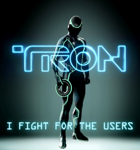 I Fight For The User